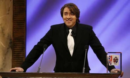 Jonathan Ross at 2007 British Comedy Awards
