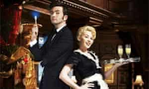 Doctor Who Christmas special with Kylie Minogue
