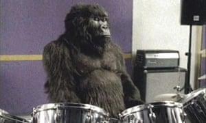 Cadbury's Dairy Milk 'Gorilla' ad