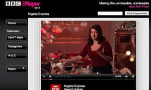 BBC iPlayer: Nigella Express