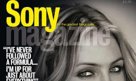 Sony Magazine