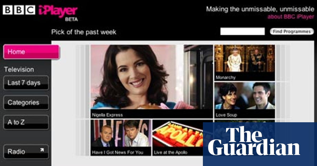 BBC 'opens floodgates' to iPlayer hackers | Technology | The