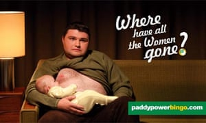 Paddy Power ad