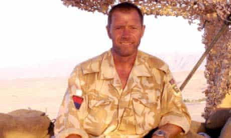Sgt Major Andrew Stockton