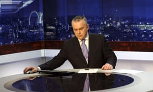 Huw Edwards - 10 O'Clock News