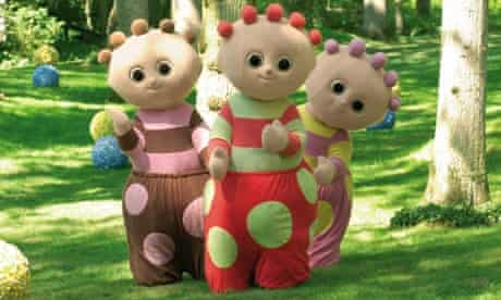 Bbc Puts In The Night Garden To Bed Bbc The Guardian