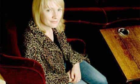 Lorraine Candy, editor of Elle. Photograph: Eamonn McCabe