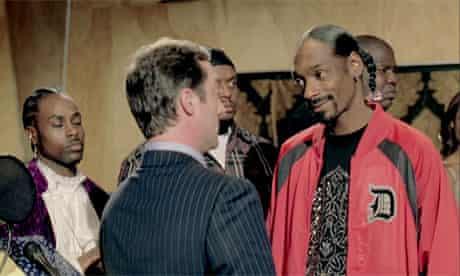 Snoop Dogg in Orange cinema ad