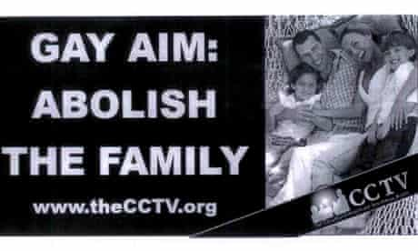 Christian Congress for Traditional Values ad - CCTV