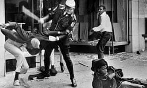 Looting in Memphis - 1968
