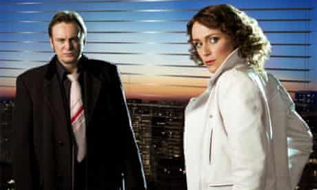 Ashes to Ashes - Philip Glenister and Keeley Hawes