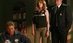 CSI: Vegas. Photograph: Channel Five