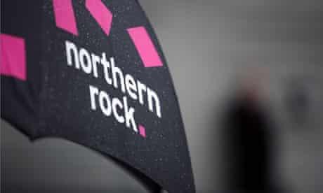 Northern Rock umbrella