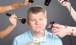 Adrian Chiles, presenter of The One Show. Photograph: BBC