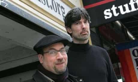 Craiglist founders