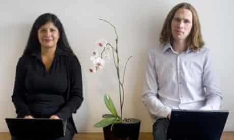Bebo founders Xochi and Michael Birch