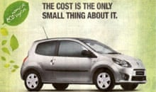 Renault 'Economical/ecological' ad
