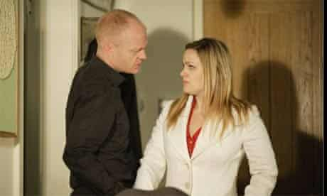 Max and Tania Branning in Eastenders