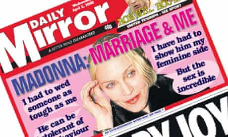 Daily Mirror relaunch