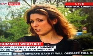 Sky News - new graphics