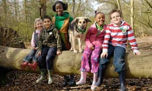 The Green Balloon Club: New Friday afternoon CBeebies show about the environment. Photograph: BBC