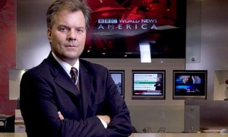 Matt Frei - BBC World News America