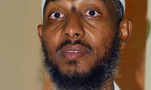 Sami al-Haj, Sudanese cameraman of Arab satellite news channel Al-Jazeera. Photograph: Isam al-Haj/AFP/Getty