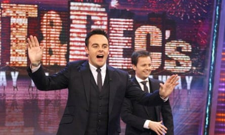 Ant and Dec's Saturday Night Takeaway