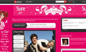 aol finds bebo buyer technology the guardian