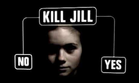 'Kill Jill' organ donation ads