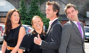 The Apprentice 2008 - finalists