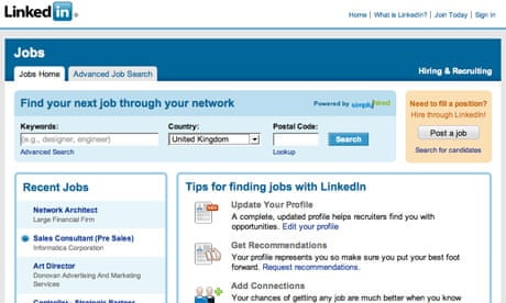 Getting the most from social media   Guardian Careers   The