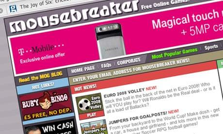 ipc buys mousebreaker website media the guardian. sports heads football  championship c863ff1625803