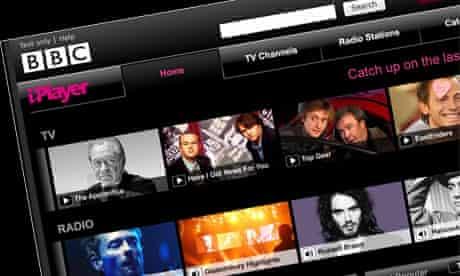 New-look iPlayer - June 2008