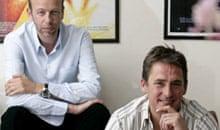 Eric Fellner and Tim Bevan