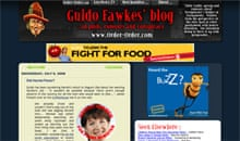 Guido Fawkes' blog