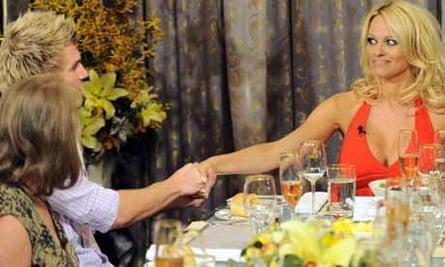 Pamela Anderson in Australian Big Brother