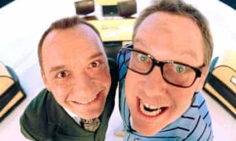 Shooting Stars: Vic Reeves and Bob Mortimer