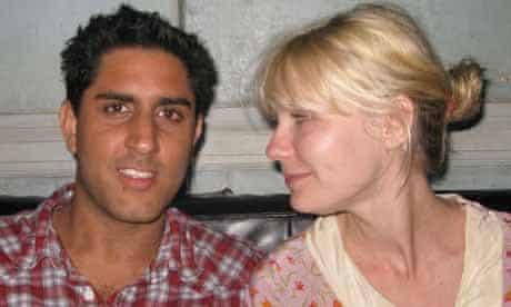 Ravi Somaiya and Kirsten Dunst