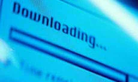 File pic: illegal downloading