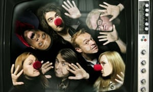 Comic Relief 2007 presenters