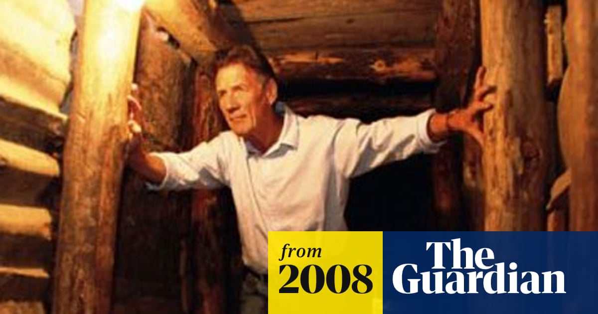 Michael Palin Show Criticised Over Statements About Balkans War Bbc The Guardian