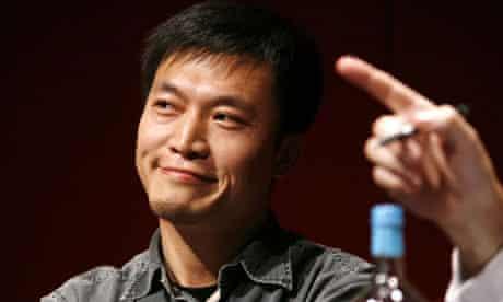 Chinese blogger Isaac Mao