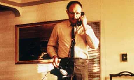 Gene Hackman in The Conversation. Photograph: Paramount