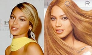 L'Oreal accused of 'whitening' Beyonce Knowles