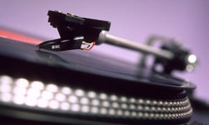 Record deck - vinyl