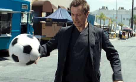 Gary Oldman in an ITV football ad