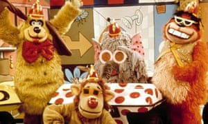 Banana Splits Kids Show