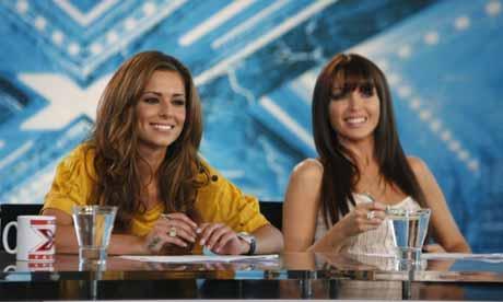 X Factor Judges 2009 X Factor's ...