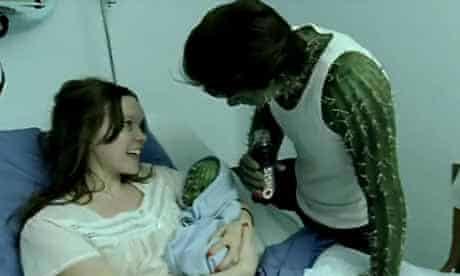 Oasis Cactus Kid 'hospital' ad